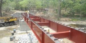 Puente Bawas, carretera Muy Muy - INDENICSA