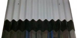 Lámina de Policarbonato, modelo GRECA