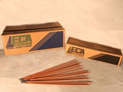 ECA-Electrodos. Electrodos Acero Inoxidable